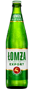 łomża beer - export jasne